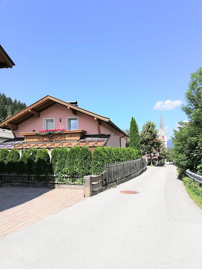 Einfamilienhaus in Fieberbrunn