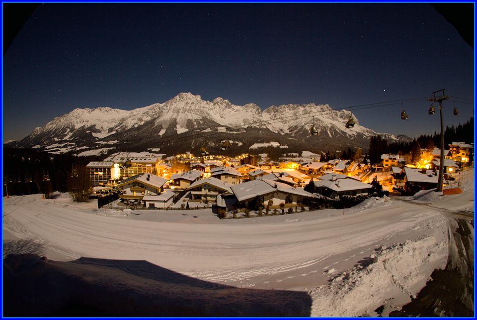 Ski in – Ski out -> 3 Zimmer Freizeitwohnsitz Ellmau